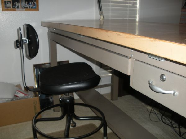 Drafting table - $450 (Bossier City, Louisiana)