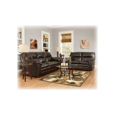 Sun Furniture delivers great leather LOVESEAT by Ashley- just $369 - $369 (Shreveport, LA)