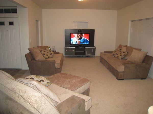 Pacifica Sofa, Loveseat, Chair, and Ottoman - $1400 (Barksdale AFB)