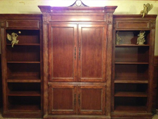 Entertainment Center - $900 (Emerson, AR)