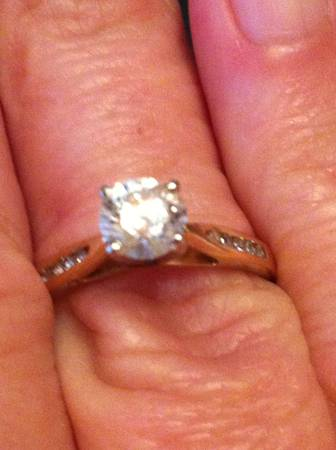 Engagement ring -   x0024 750  S e Shreveport