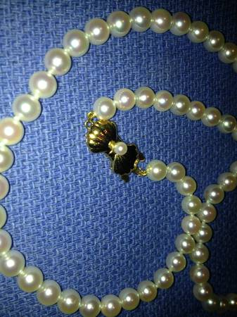 Pearl Necklace -   x0024 700