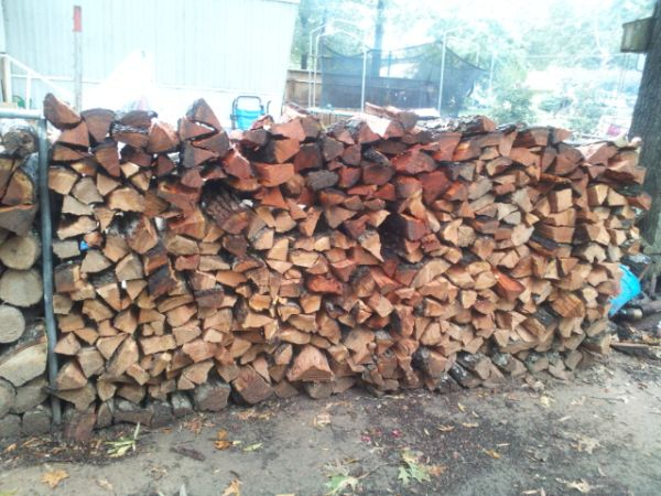 Seasoned firewood Woowww - $180 (shreveport )