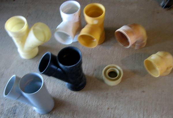 32 Plumbing Fittings 3 Sewer Pipe - $35 (East TX)
