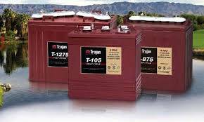 Golf Cart Batteries - new with warranty - x0024615 (Mabank)