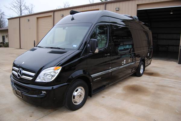 2013 Airstream Interstate 3500 ext - x0024108000 (Shreveport)