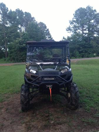 2013 Polaris Ranger 800 Crew Custom - $15000 (Longview )