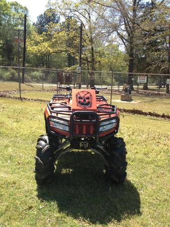 2007 Arctic Cat 700efi atv - $7500 (Haughton)