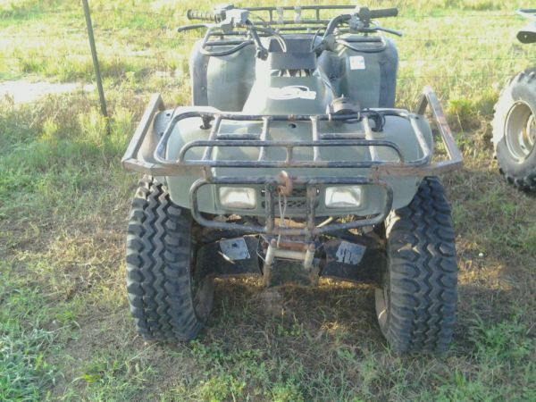 Honda 300 4x4, Ready For Hunting Season - $2500 (Jamestown La.)