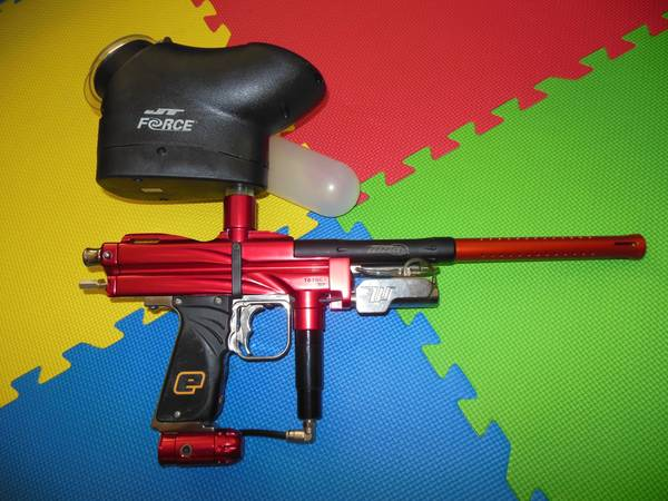 Paintball- Autococker E-blade - $300 (BossierShreveport)