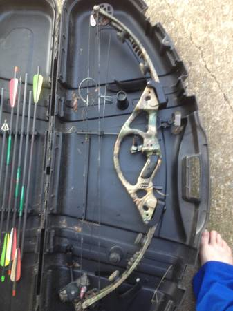 LH-Hoyt Reflex Excursion bow - $150 (Shreveport)
