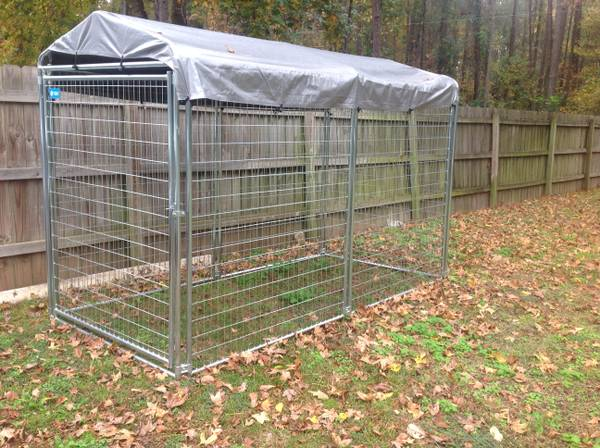5x10 Dog Kennel - $275 (Benton La)
