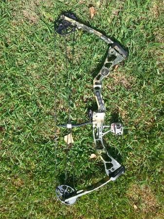 Browning Micro Adrenaline Youth Compound Bow - $150 (Haughton)