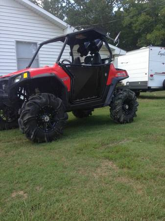 2013 polaris rzr s - $14500 (Doyline la)