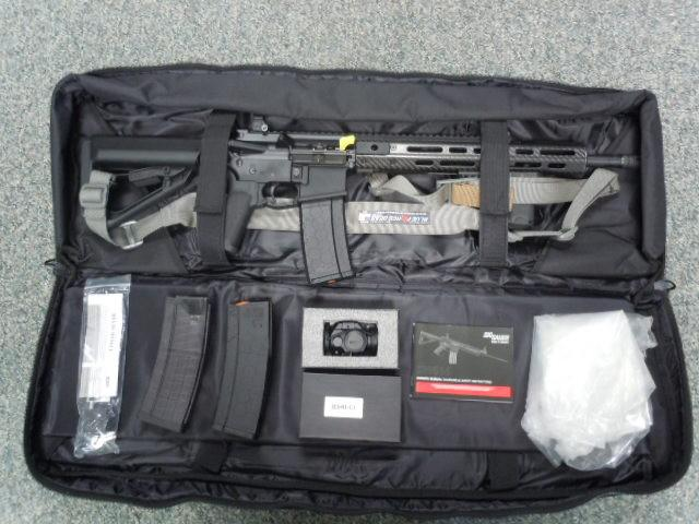 1 200  Sig 516 GEN 2 Carbon Fiber 5 56 Piston AR Package       Rifle Bag  BCM Accesss  Sling  Red Dot  ma