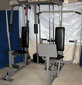 Weider ProPower Weight System - $200 (Joaquin Tx)