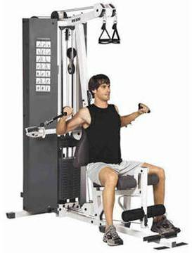 Nautilus NS500 Home Gym - $550 (Shreveport)