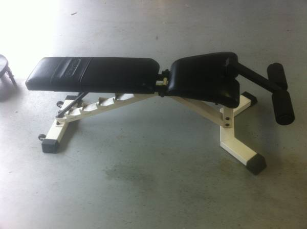 Nautilus Weight Bench - $75 (Minden, LA)