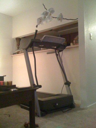 MUST SELL ProForm CrossWalk Sport Treadmill - $400 (Centenary )