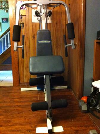 Impex Competitor Home Gym - $150 (Vivian)