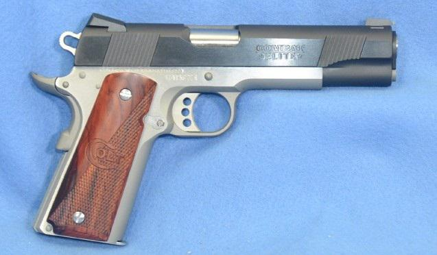 500  Colt Combat Elite 45 ACP National Match 1911 XSE