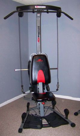 Bowflex Revolution XP Home Gym w Accessories - $3000 (Haughton, La.)