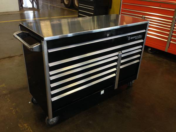 Cornwell Custom Tool Box 58in - $5500 (Shreveport, LA)