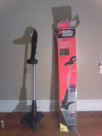Electical Trimmer and Edger Black and Decker - $18 (Shreveport-Bossier-Worldwide)