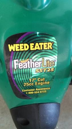 weed eater and push mower (north bossier)
