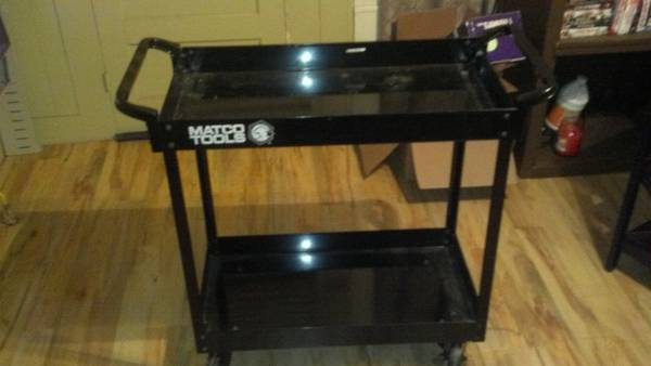 matco tools roll around cart, air compressor - $100 (ida bossier)