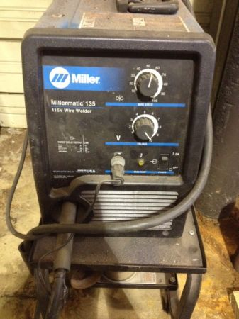 Millermatic 135 - $600 (Shreveport)