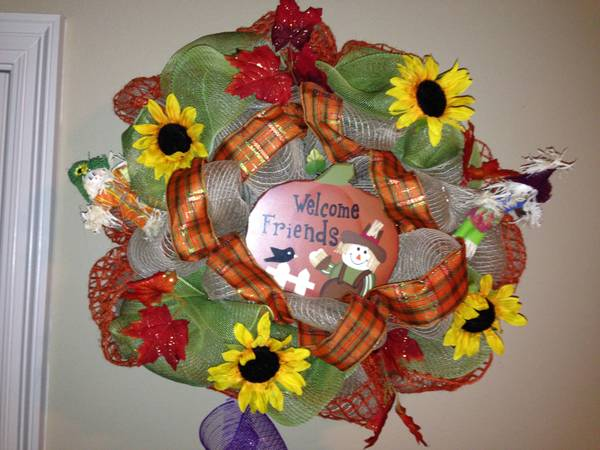 Decorative Wreaths - $80 (Bossier City, LA)