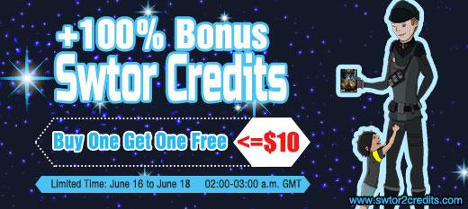 1  its the time to buy swtor credits with 50 off in Fathers Day at swtor2credits