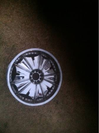 20 inch rims universal  - $600 (North Shreveport )