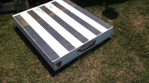 Weatherguard Pack Rat toolbox - $500 (South Bossier)