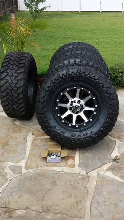 2010 dodge rims and tires - $2000 (bossier city)