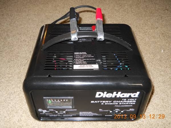 NEW SEARS DIE HARD 12V BATTERY - CAR STARTER - $40 (SHREVEPORT)
