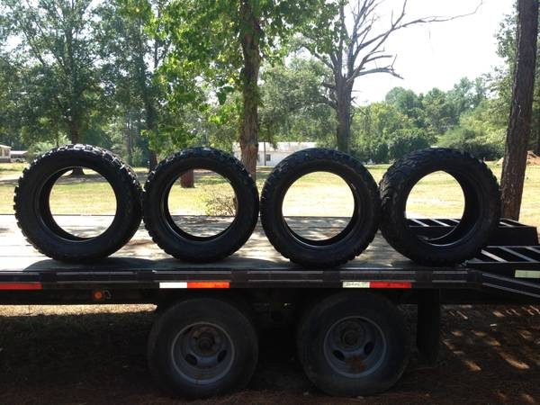 20 Toyo Open Country MT Tires - $1200 (Mansfield la )