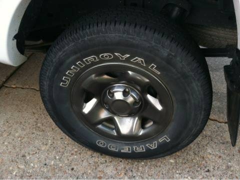 Toyota tacoma rims tires - $400 (South bossier)
