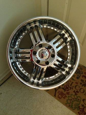 20 Rims 6 lug pattern KMC Hot Wheels Edition