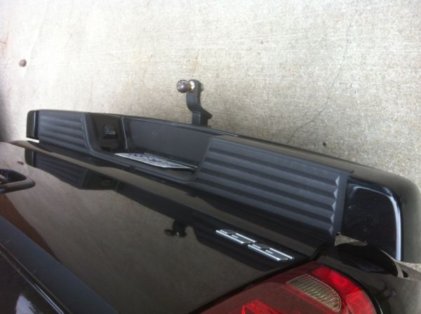 Rear bumper step pad for ss Silverado - $75 (S W Shreveport )