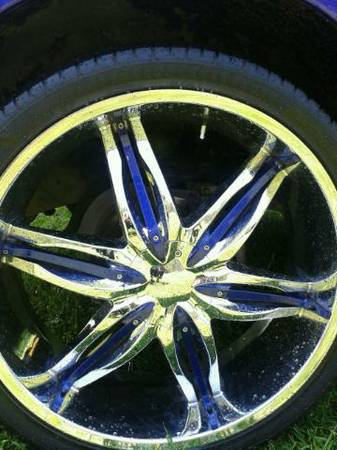 26 inch rims 5 lug - $1500 (shreveport la)