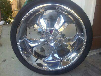 WOW  26 inch RIMS $1400 - $1400 (shreveport)
