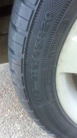 ss trailblazer oem 20s with new mastercraft tires - $1000 (shreveport)