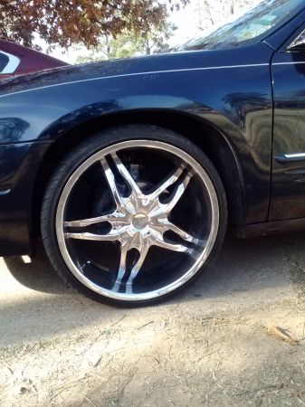 22in rims tires - $500 (shreveport)