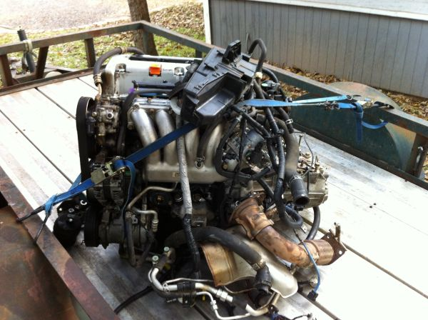 K24 swap price drop - $700 (Shreveport, bossier city)