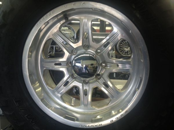 20 WELD WHEELS F250 wheels 8 lug wheels - $800 (bossier city)