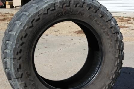 4 Toyo MT Open Country Tires - $675 (Alexandria, LA)