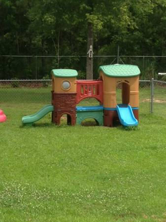 Step 2 Clubhouse Climber - $350 (South Shreveport)