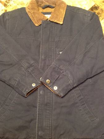 Navy blue Sherpa lined jacket 5-6  Shreveport